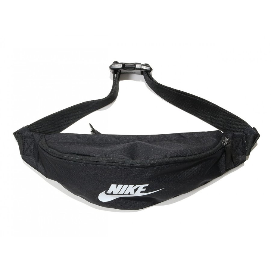 791c773e1203 Details about Nike Heritage Black color Hip Pack Sports Bag Travel NWT  BA5750-010 Free ship