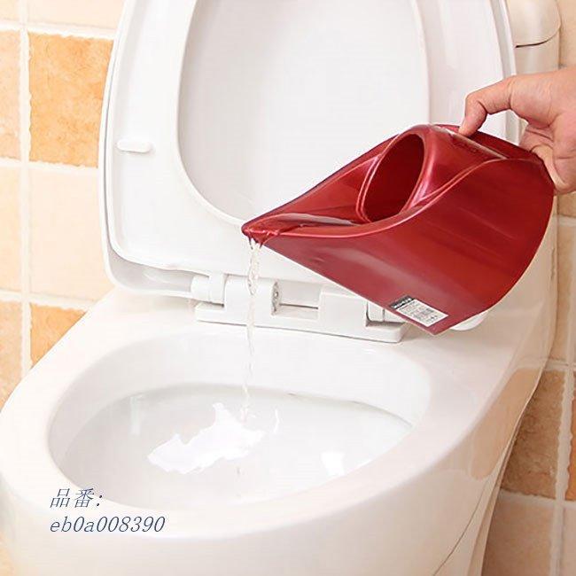 トイレ掃除用品 スリム トイレブラシ ケース付き 便器の死角|fihone|06