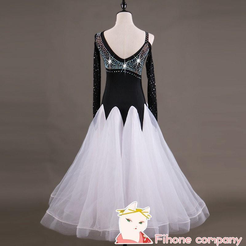 社交ダンス衣装 社交ダンスドレス モダンドレス ステージ衣装 人気社交ダンスドレス ワルツ ワンピース ダンスウェア モダン衣装