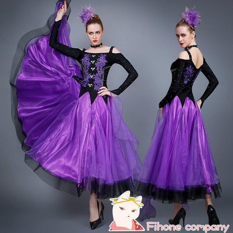社交ダンス 練習着 社交ダンス競技用のドレス タンゴ 社交ダンス ダンス衣装 衣装 ダンス衣装 レディース モダン衣装 ワンピース ドレス