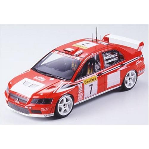 タミヤ 1/24 スポーツカーシリーズ ランサーEvo.VII WRC