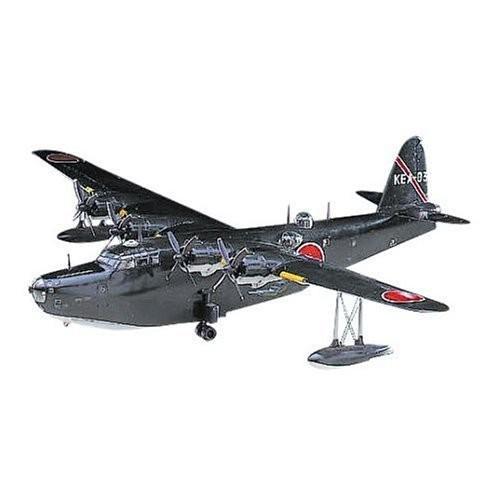 ハセガワ 川西 H8K2 二式大型飛行艇 12型 (1/72スケールプラモデル NP 5