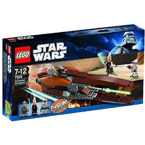 レゴ (LEGO) スター・ウォーズ ジオノージアン・スターファイター 7959