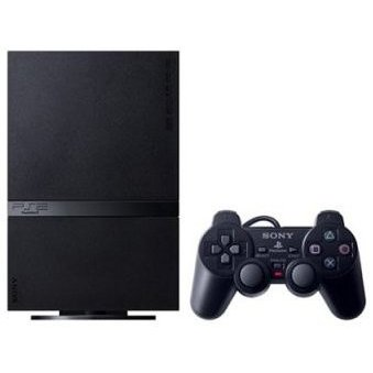PlayStation 2 チャコール・ブラック (SCPH-77000CB) 【メーカー生産終了】
