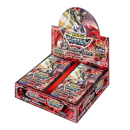 バトルスピリッツ コラボブースター ぼくらのデジモンアドベンチャー ブースターパック【CB05】(BOX)