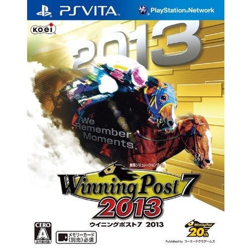 Winning Post 7 2013 - PSVita