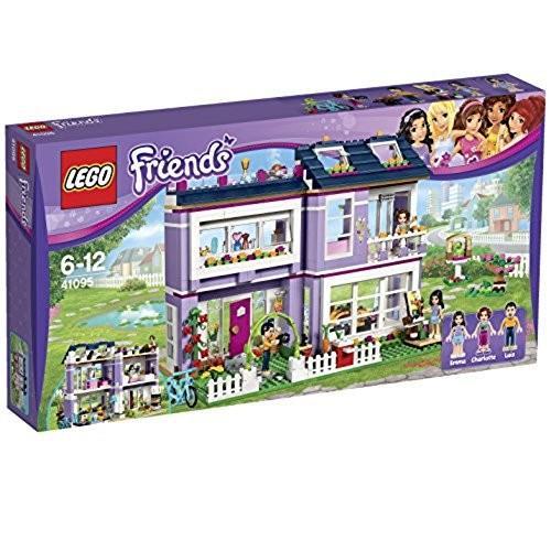 レゴ (LEGO) フレンズ エマのデザイナーズハウス 41095|fiinet