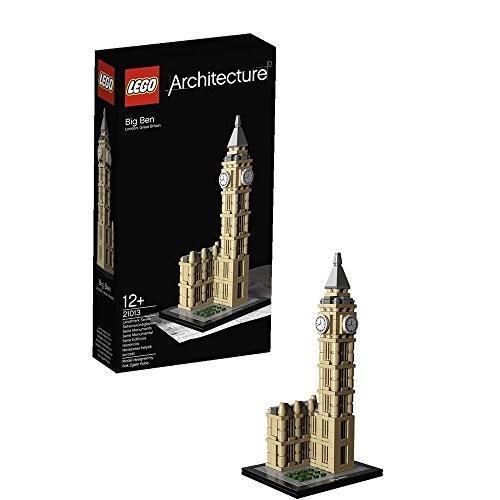 レゴ (LEGO) アーキテクチャー ビッグ・ベン 21013