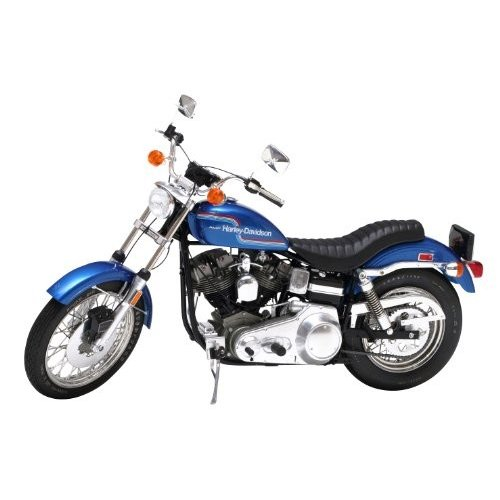 タミヤ 1/6 オートバイシリーズ No.39 ハーレーダビッドソン FXE 1200 スーパーグライド プラモデル 16039