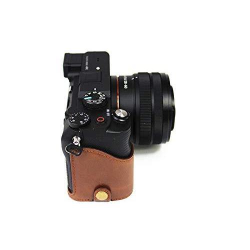 ソニー α7C用 ケース Sony ILCE-7C用 カバー ソニー A7C用 カメラケース ボディケース 三脚穴付き バッテリーの交換|finance-inovation|04