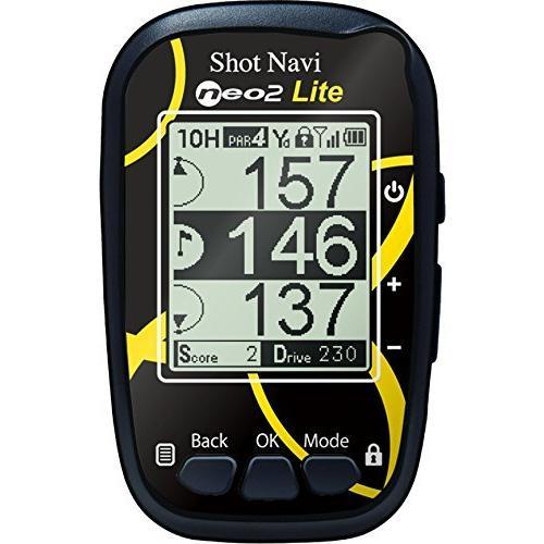 ショットナビ(Shot Navi) ショットナビ ネオ2 ライト NEO2 Lite SN-NEO2Lite 【防水】IPX4準拠 【電源】リチウムイオンバ|finance-inovation
