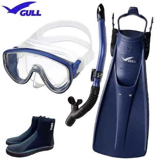 独創的 2020 GULL ガル ダイビング ダイビング 軽器材4点セット アビーム マスク カナール 2020/レイラドライSP GULL スノーケル ハイドロスラストフィン ブーツ 男女共用, BRAYZ:7c9241ab --- airmodconsu.dominiotemporario.com