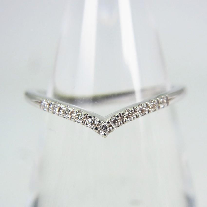 【希望者のみラッピング無料】 【】STAR JEWELRY/スタージュエリー K18WG ダイヤモンド リング 10号[g159-15], JUNA Online Shop 9fb09b90