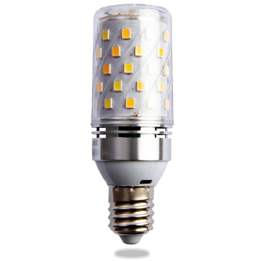LED 電球 口金 E26 E17 40w 相当 リモコン 式 調光 調色 6w 500ルーメン 常夜灯 タイマー 記憶機能付き Smart Bulb II Corn【電球1個(リモコン別売り)】|finekagu|12