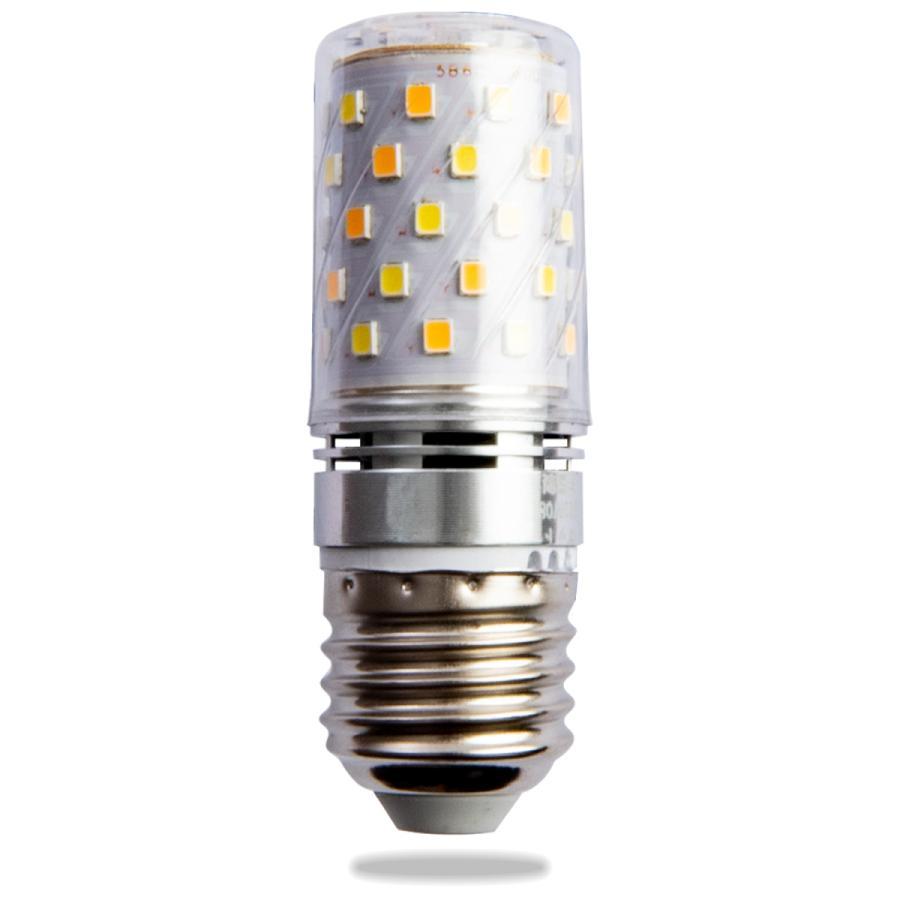 LED 電球 口金 E26 E17 40w 相当 リモコン 式 調光 調色 6w 500ルーメン 常夜灯 タイマー 記憶機能付き Smart Bulb II Corn【電球1個(リモコン別売り)】|finekagu|13