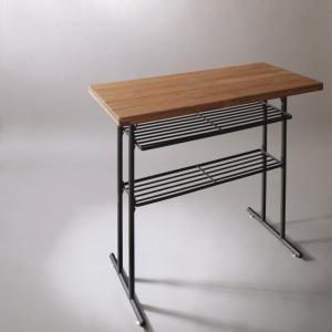 古木風 ヴィンテージ コンパクト カウンター ダイニング JAMIE ジェイミー カウンターテーブル W110