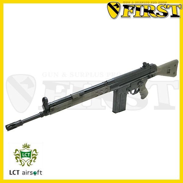 LCT H&K G3A3(LC-3A3-S)電動ガン GR 海外製 18歳以上 import (18erm)