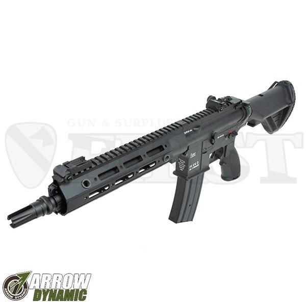 HK416 Remington RAHGカスタム 電動ガン BK ブラック 電動ガン 海外製 アローダイナミック 18歳以上 import (18erm)