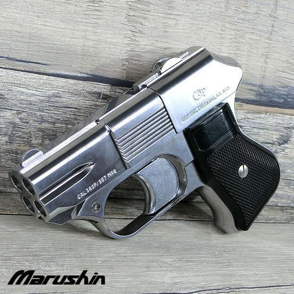 マルシン 6mmカートリッジ仕様 COP357 ノーマルバレル シルバーABS SV 銀色 メタリック