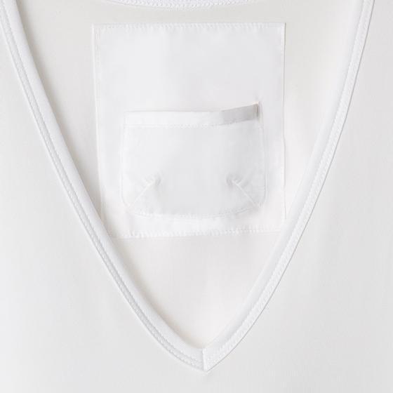 [ソニー] REON POCKET専用インナーウエア ホワイト(XL)|firstflight|02