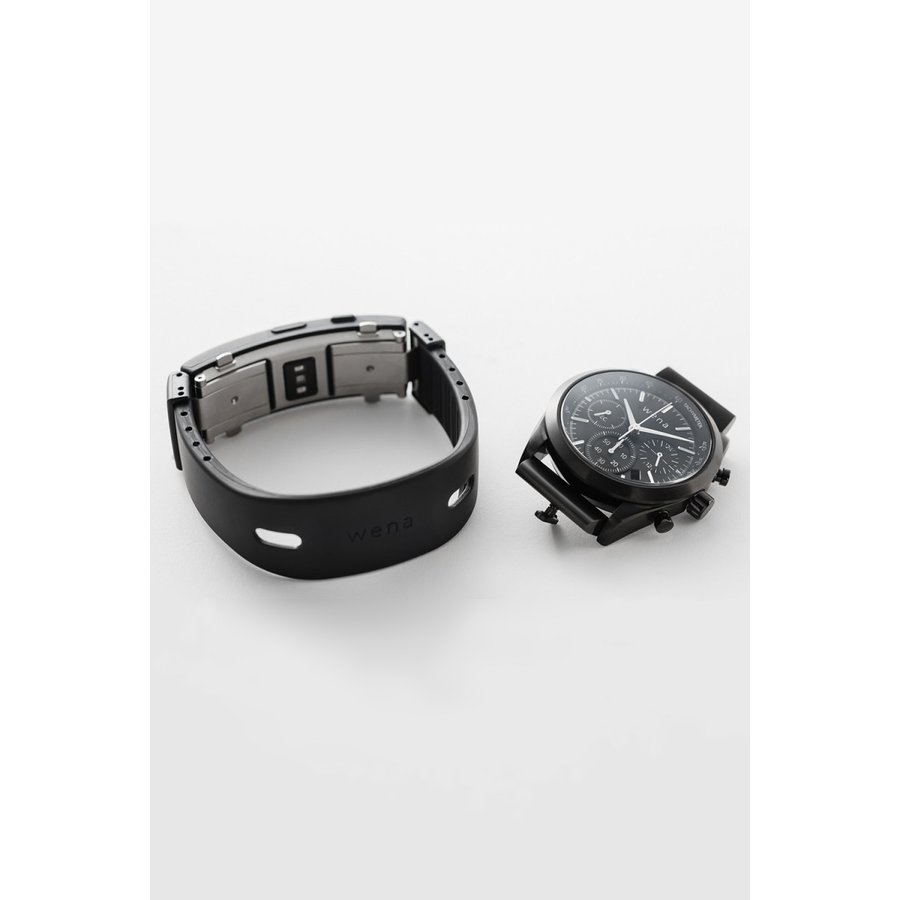 wena wrist active Black|firstflight|05
