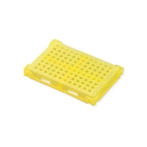 アズワン PCRラック 黄 本体×20個入 [1-4309-06] ファーストPayPayモール店 - 通販 - PayPayモール