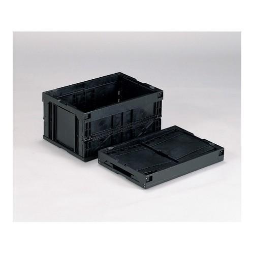 アズワン 折りたたみコンテナー(導電) 40B-N [1-6406-01] ファーストPayPayモール店 - 通販 - PayPayモール
