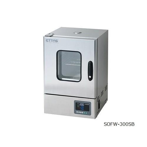 アズワン 定温乾燥器(強制対流方式) ステンレスタイプ・窓付き 左扉 [1-8998-21]