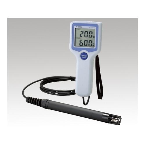 アズワン 温湿度計SK-110TRH2 TYPE1 [1-9901-01] ファーストPayPayモール店 - 通販 - PayPayモール