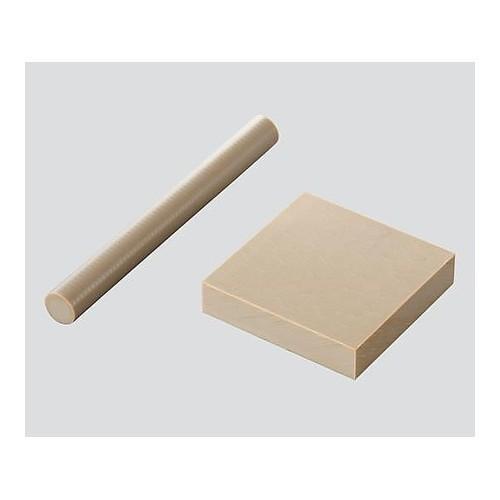 アズワン PEEK樹脂 丸棒 φ80×1000 [3-3097-20]