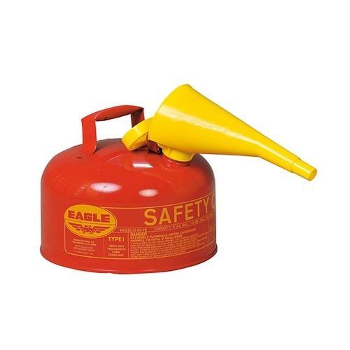 アズワン 安全缶 EAGLE 3.78L [3-6343-11] ファーストPayPayモール店 - 通販 - PayPayモール