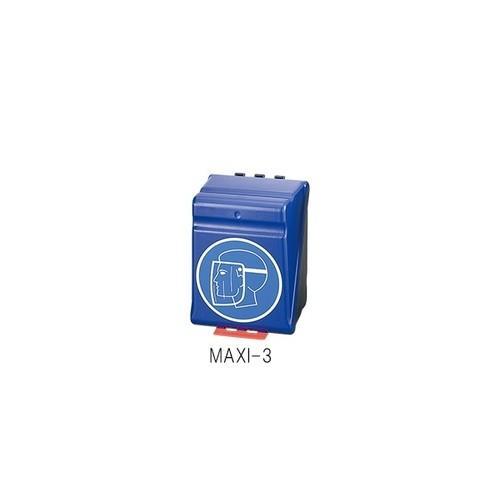 アズワン 保護面用安全保護用具保管ケース ブルー 1個 [3-7122-03] ファーストPayPayモール店 - 通販 - PayPayモール