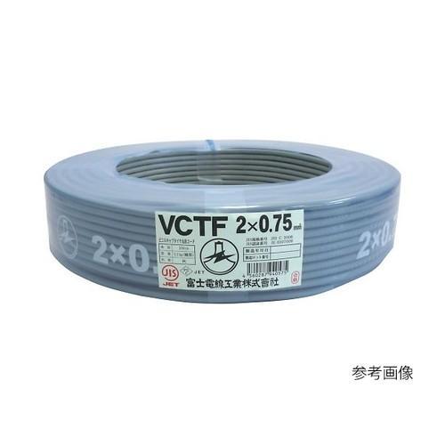 アズワン ビニルキャブタイヤ丸形コード(VCT-F) 4心 φ7.6mm [3-9667-18] ファーストPayPayモール店 - 通販 - PayPayモール