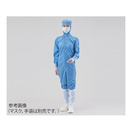 アズワン クリーンスーツ(オールインワン) 4L 青 シューズ22cm [4-406-01] ファーストPayPayモール店 - 通販 - PayPayモール