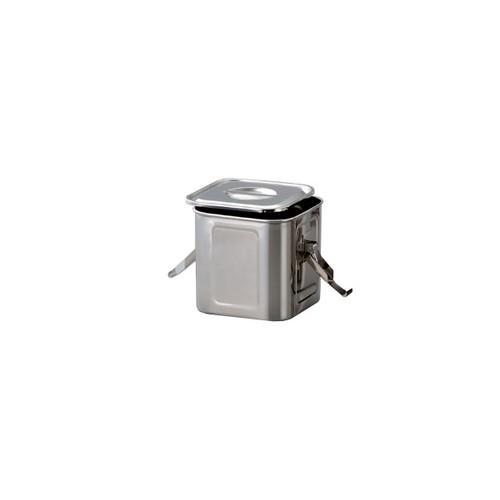 アズワン 角型パッキン式タンク 4.2L [4-5627-05] ファーストPayPayモール店 - 通販 - PayPayモール