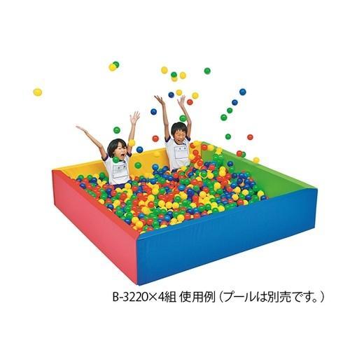 アズワン ボールプール用 PEボール(青・緑・赤・黄) 500個入 [7-2931-11] ファーストPayPayモール店 - 通販 - PayPayモール