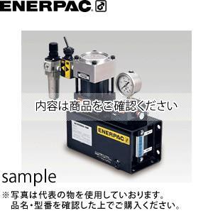 ENERPAC(エナパック) エアハイドロポンプ (50倍 有効油量1.7L 複動シリンダ用) PA07S2-05002 [大型・重量物]