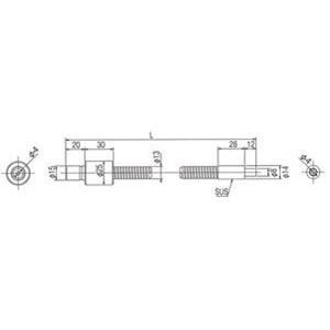 林時計工業 UV石英ライトガイド QLGC1-5L2000 :11970