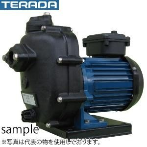 寺田ポンプ製作所 陸上ポンプ CMP1-50.1 直動/自吸式 単相100V 50Hz 樹脂製 口径15mm
