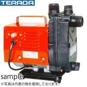 寺田ポンプ製作所 陸上ポンプ HP-200 直動/自吸式 単相100V 50Hz・60Hz共通 小型軽量 樹脂製 口径15mm