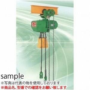 二葉製作所 電気チェーンブロックFHL型FHL-1.5T 3M 4PBS