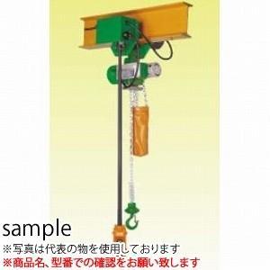 二葉製作所 ミニパワー 電気チェーンブロック 単相100V SCT型SCT1T 3M 4PBS
