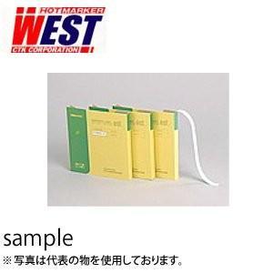 シーティーケイWEST マーキングマシン用 マーカーラベル 色:銀 品番PETS0617