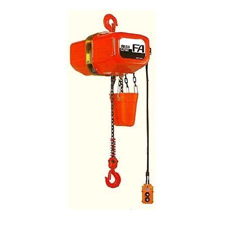 象印 三相200V 電気チェーンブロック FB6-00930 0.9t×3M