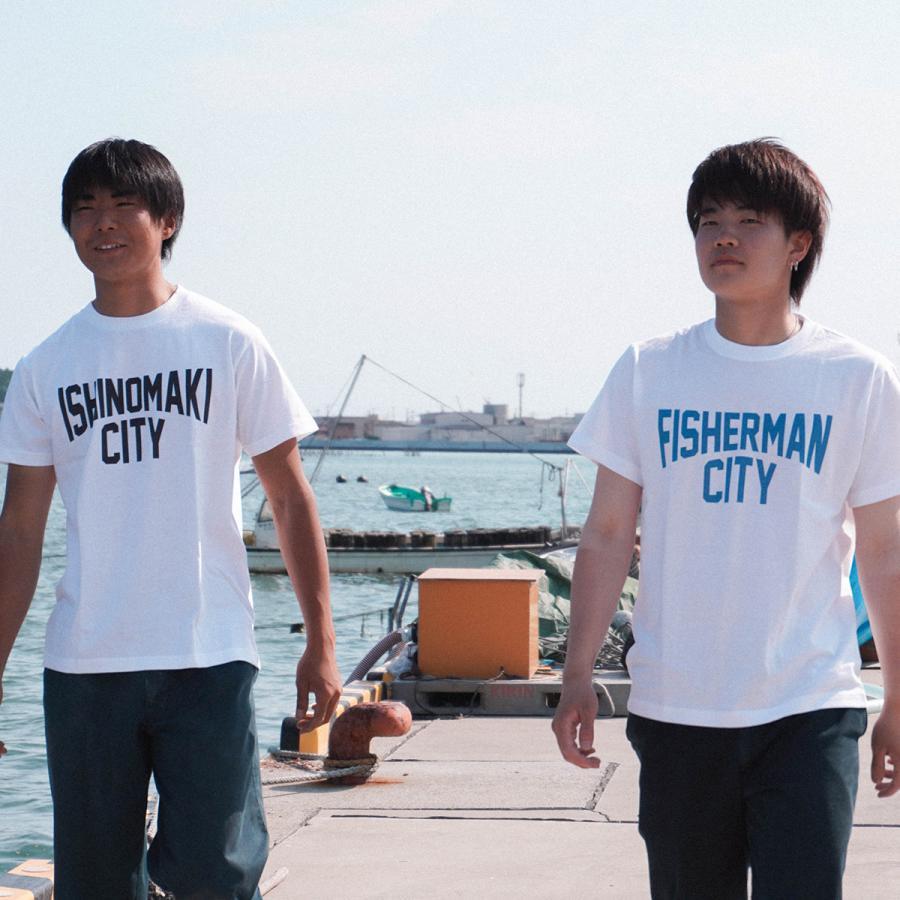 ISHINOMAKI-CITY Tシャツ|fishermanjapan|03