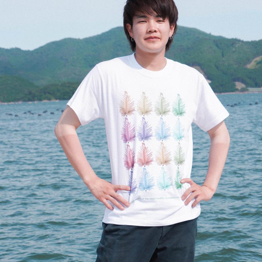 フィッシャーマン・ジャパン ワカメTシャツ|fishermanjapan