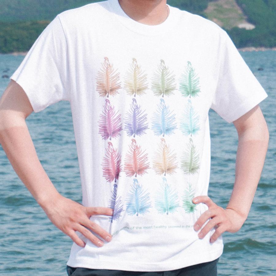 フィッシャーマン・ジャパン ワカメTシャツ|fishermanjapan|02