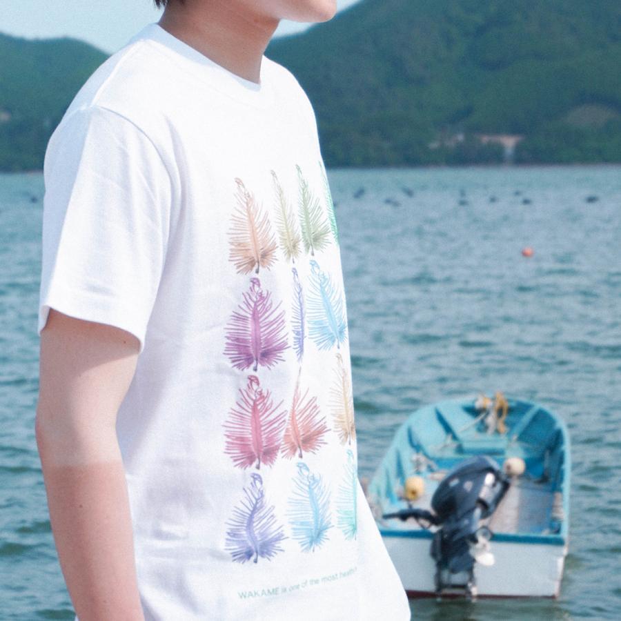 フィッシャーマン・ジャパン ワカメTシャツ|fishermanjapan|03