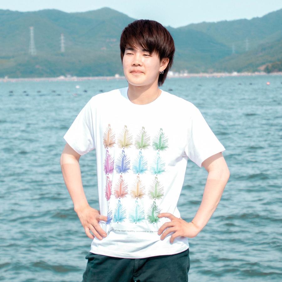 フィッシャーマン・ジャパン ワカメTシャツ|fishermanjapan|05