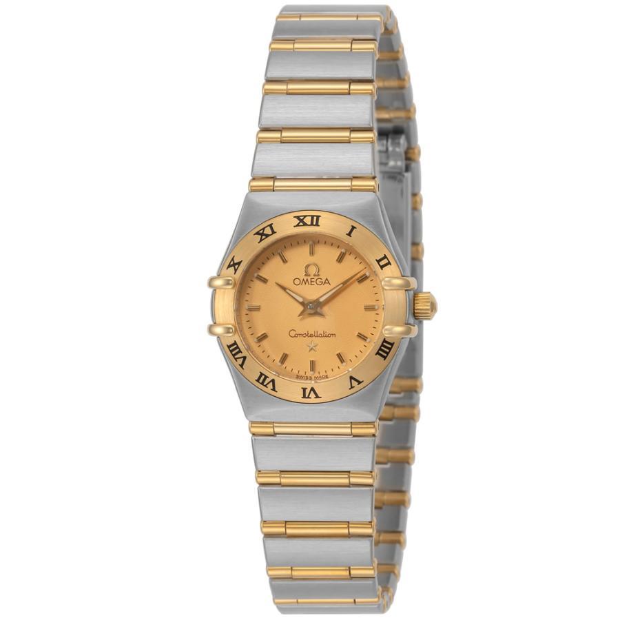 2019春の新作 オメガ OMEGA OMEGA 腕時計 オメガ コンステレーションミニQZ 腕時計 126210 ギフトラッピング無料, HAPPY COMPANY:1439012c --- airmodconsu.dominiotemporario.com